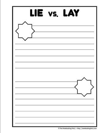 Vs Lie Worksheet - Vintagegrn