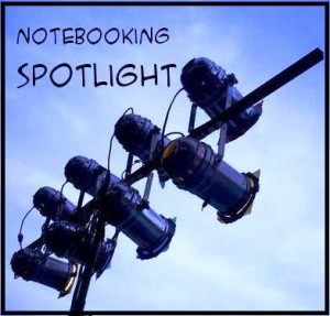 Notebooking Spotlight at The Notebooking Fairy