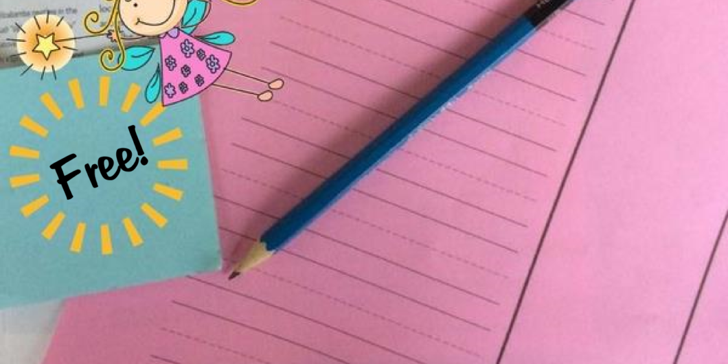 FREE Poetic Forms: Villanelle Notebooking Pages from the Notebooking Fairy