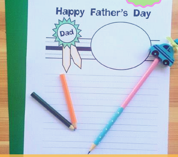 FREE Father's Day Notebooking Pages from the Notebooking Fairy