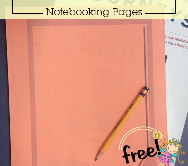 Zoo Field Trip Notebooking Pages FREE from The Notebooking Pages