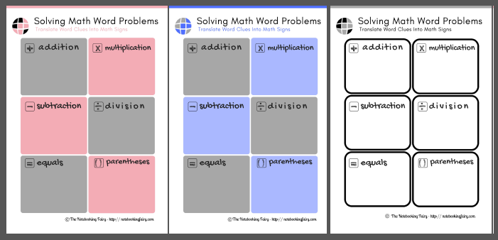 Solving Math Word Problems Version 1