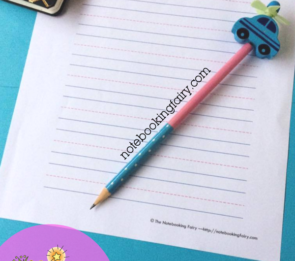 FREE Math Notebooking Pages from the Notebooking Fairy